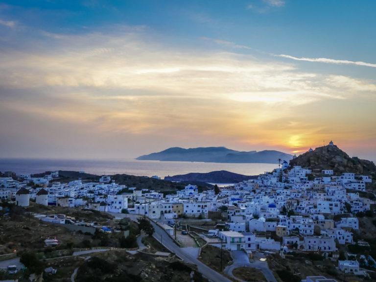 Ios, petit paradis des Cyclades