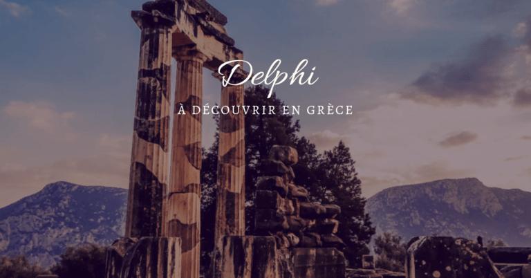Delphi, Grèce
