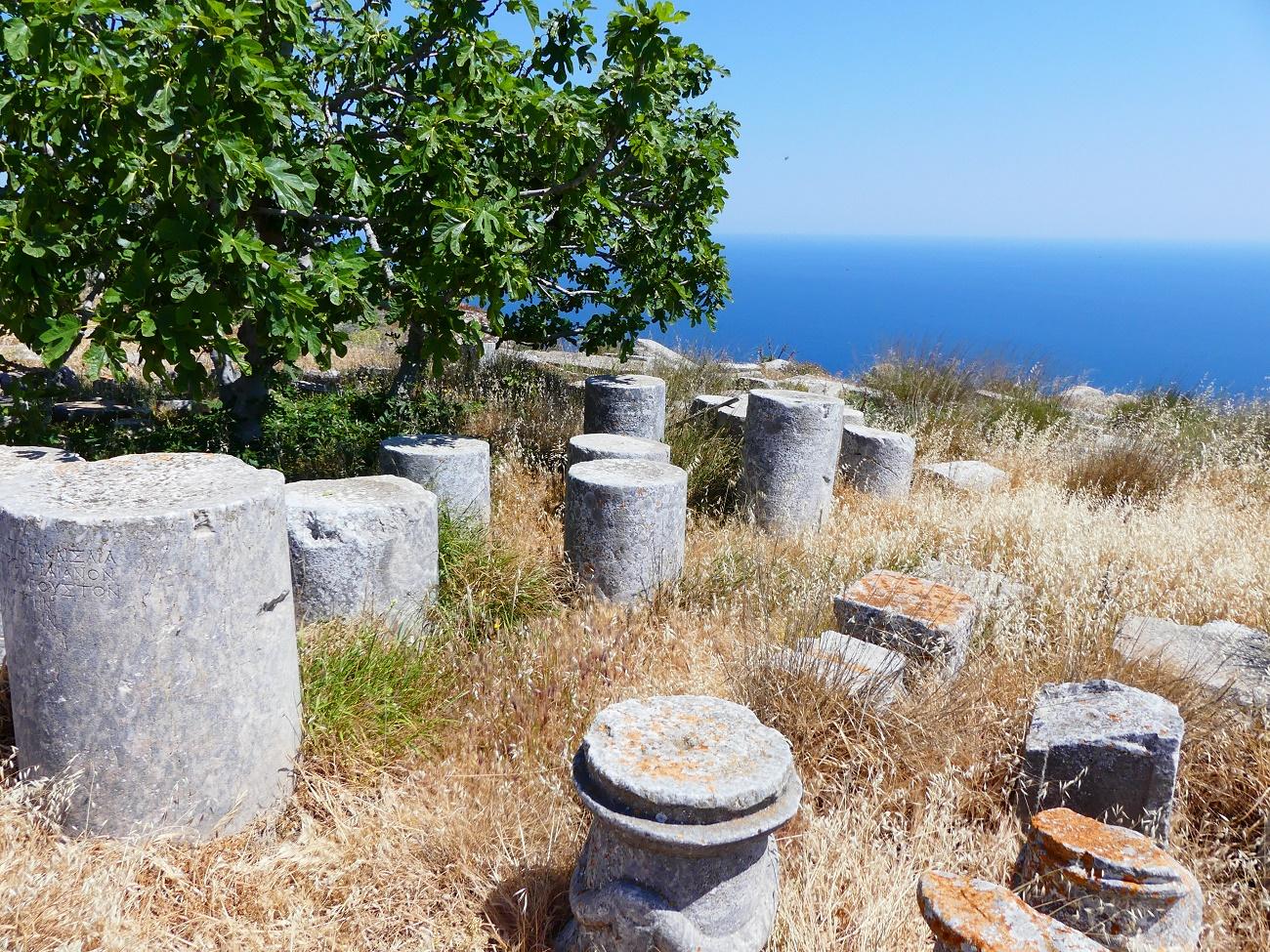 Histoire de Santorin