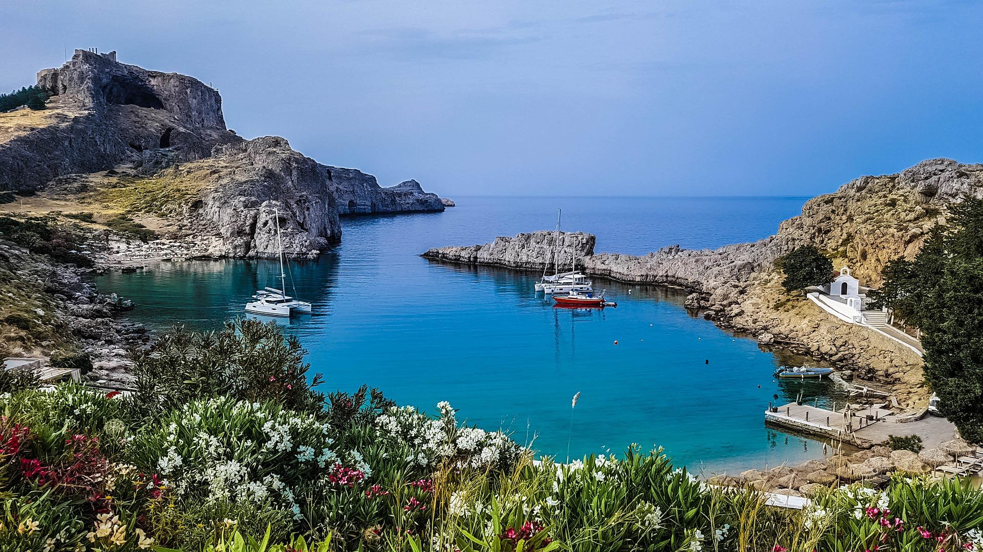 Découvrir Rhodes en Grèce