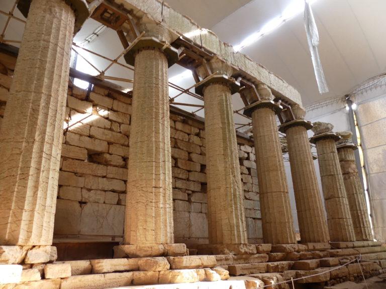 Découvrir le temple d'Apollon Épicourios (Épikourios) à Bassae