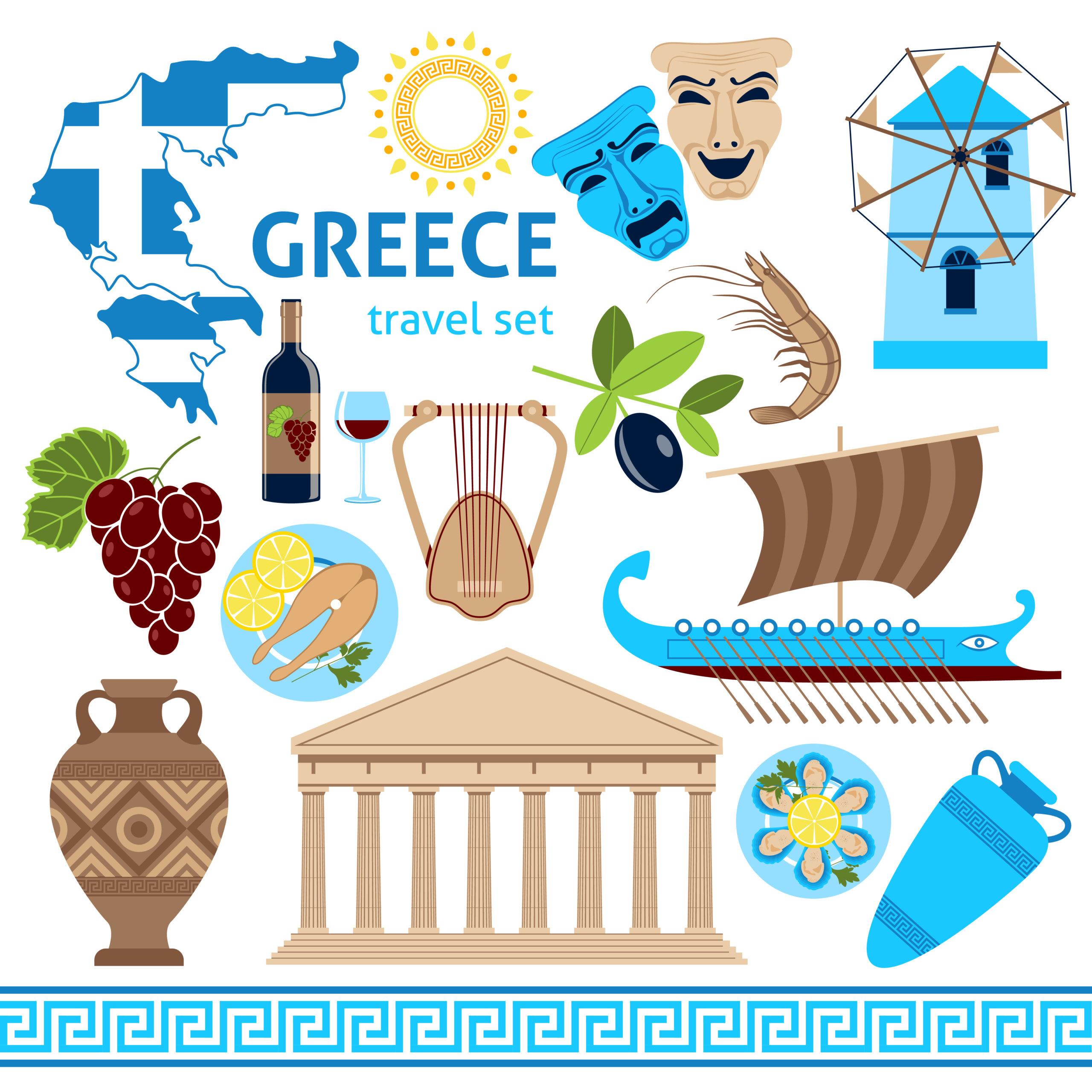 Des activités enfants pour découvrir la Grèce